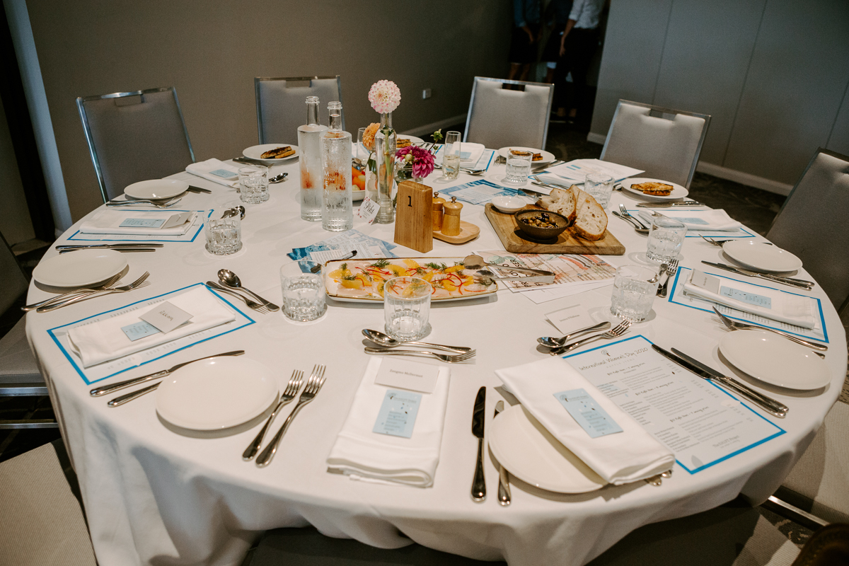 The SHIFT Projects International Womens Day fundraising lunch at Elements Byron Bay