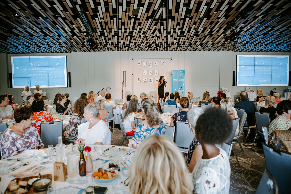 The SHIFT Projects International Womens Day fundraising lunch at Elements Byron Bay 2020